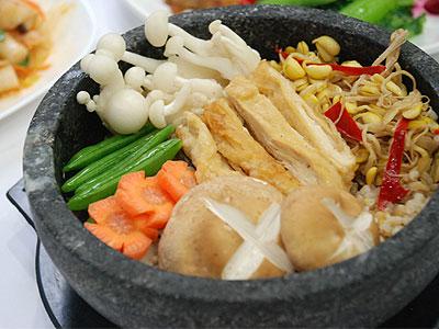 板橋素食‧綠色廚房生機輕食